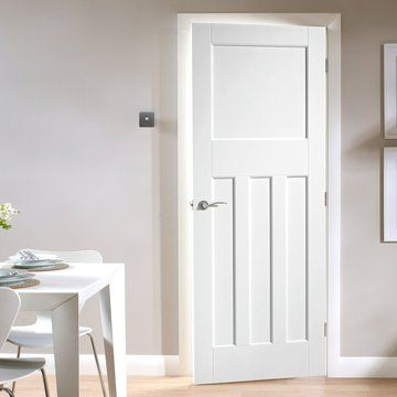 A Great And Practical Range Of Style Internal Doors In Oak Or Pine For Your  Home, Art Deco Style Doors Never Looked So Good.
