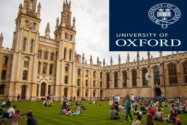 Admission For International Students In University Of Oxford