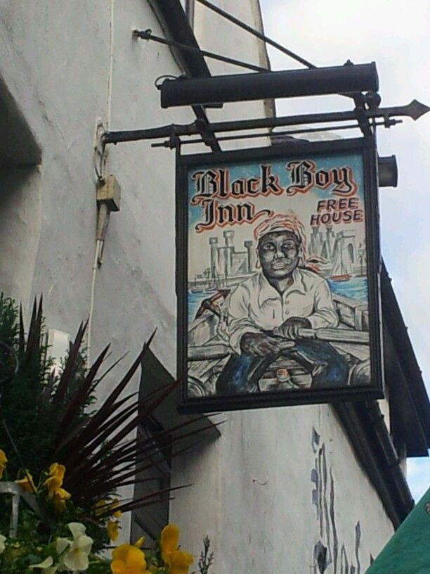 Caernarfon pub.