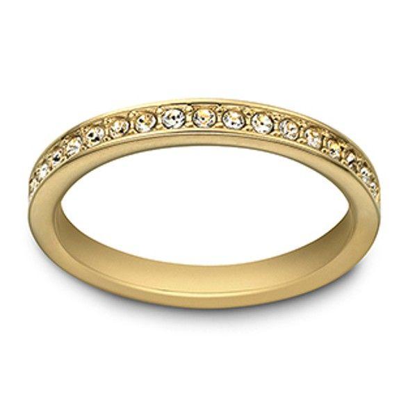 anillo swarovski rare chapado en oro 1121071 - 59,00€ http://www.andorraqshop.es/joyeria/swarovski-rare-chapado-en-oro-1121071.html