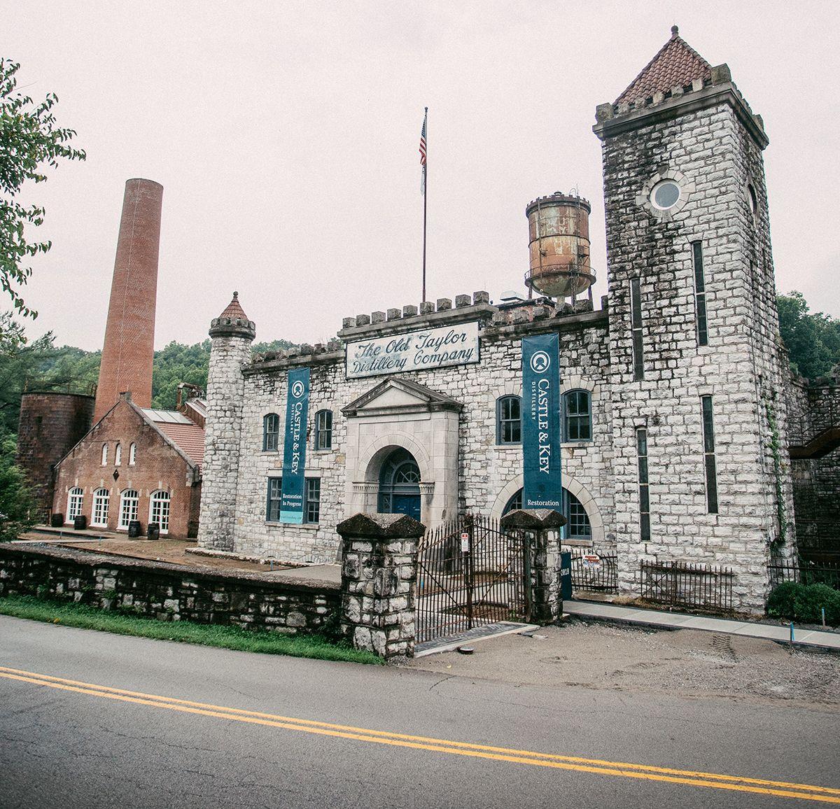 Unlocking The Gates Of Kentucky S Castle Key Distillery Episode 726 September 20 2018 Castle Distillery