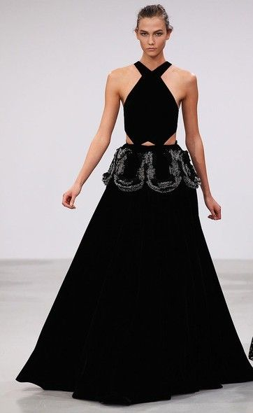 Azzedine Alaia Classic Elegant Stunning Couture