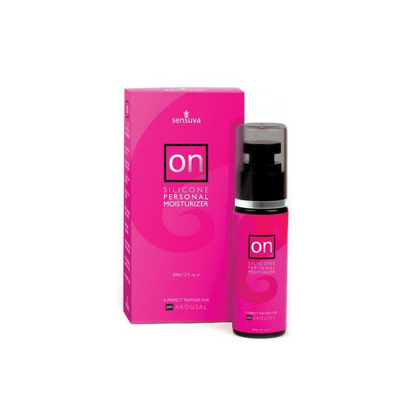 ON Silicone Personal Moisturizer is a unique formula designed to enhance your sense of sexual pleasure and connection. This blend of exceptional silicones & natural essences provides the silkiest, smoothest glide of your life!