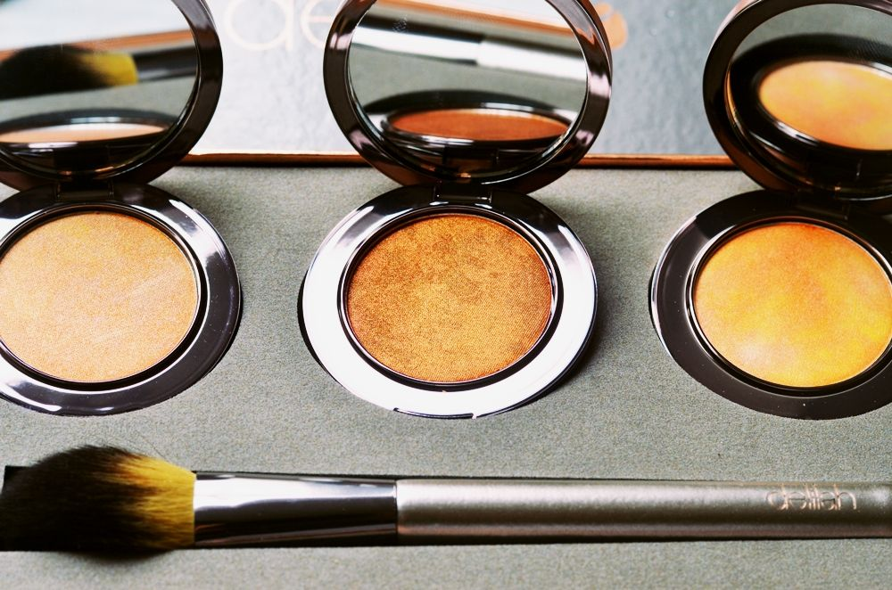 Delilah Cosmetics Paraben Free Make Up Review (With images