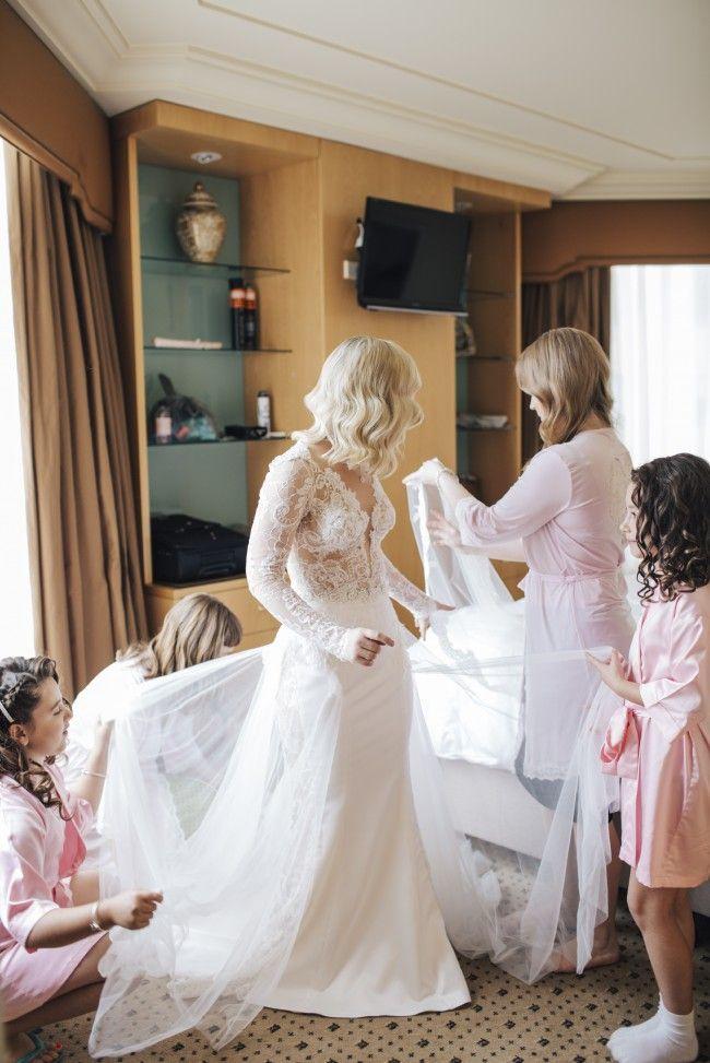 Galia Lahav Tiger Lily Used Wedding Dress On 38 Off