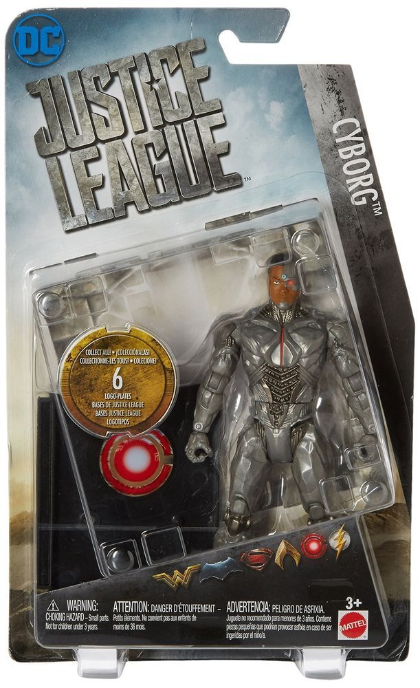 Details about 6'' DC Comics Justice League Movie Cyborg Action Figure Toys Kit Superhero Gift #superherogifts