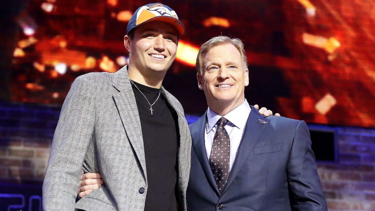 NFL at odds with GMs on April draft, sources say in 2020
