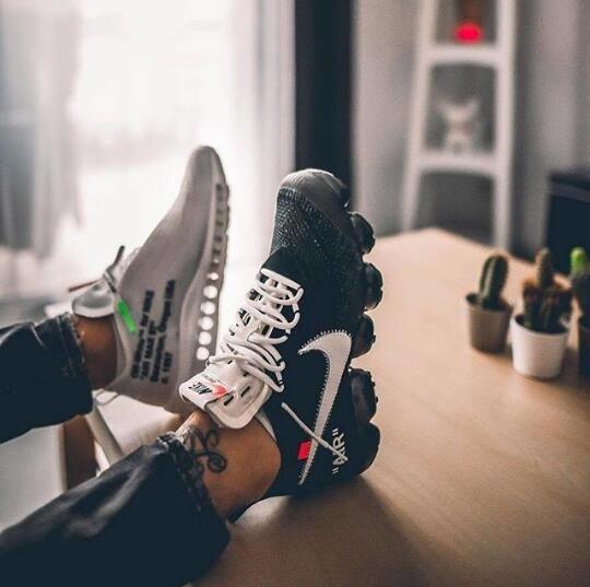 nike air vapormax 10x bianco per le scarpe aa383100 dhl
