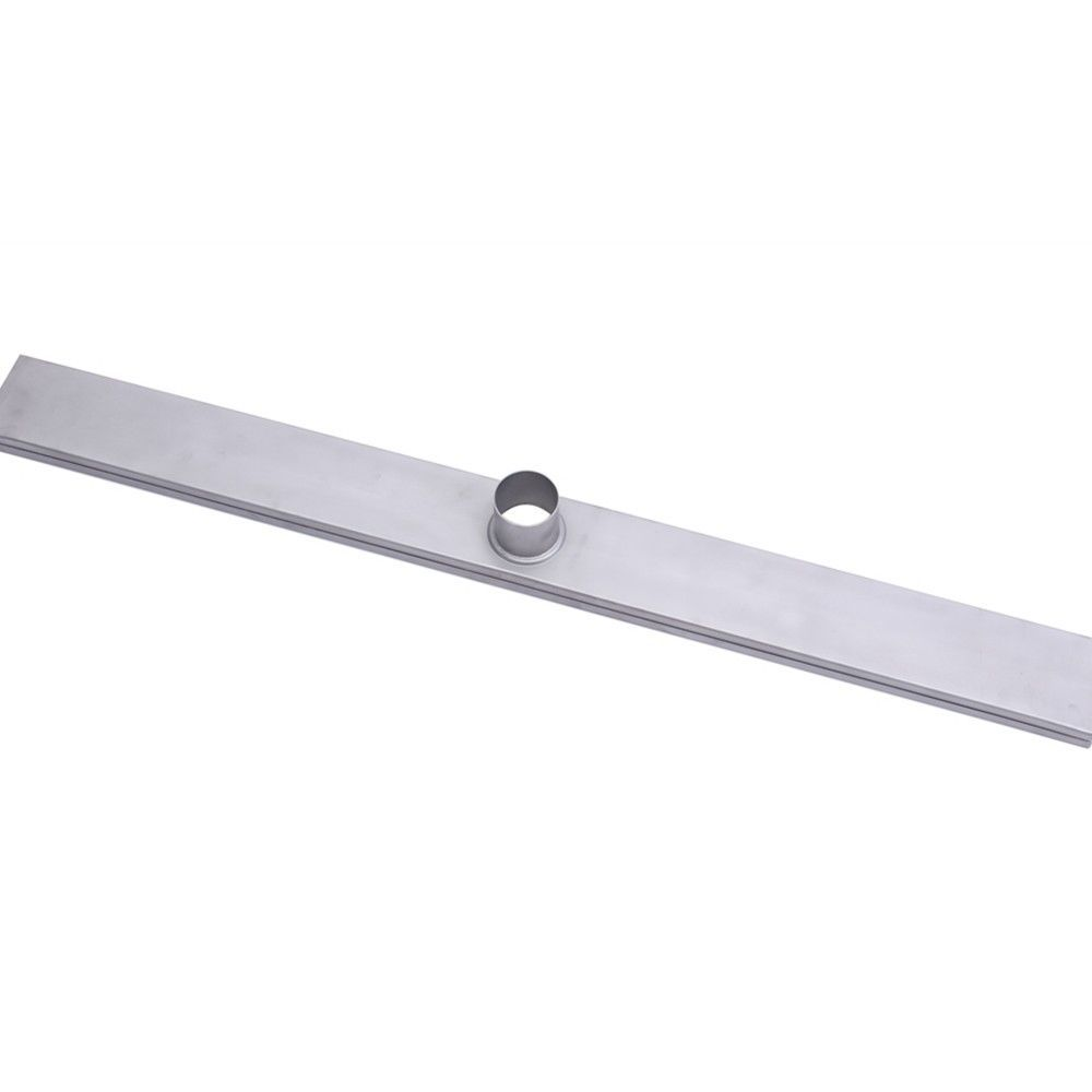 24 26 30 36 40 48 60 Inches Linear Shower Drain With Tile Insert