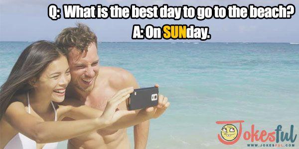 Beach Jokes Jokes Jokes Beach Humor Humor