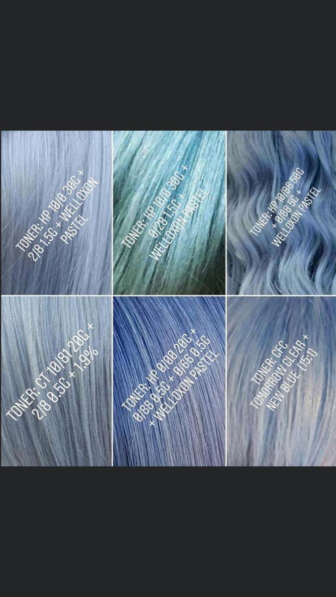 Pin by Beckah Colbert on Hair in 2021 | Wella hair color ...