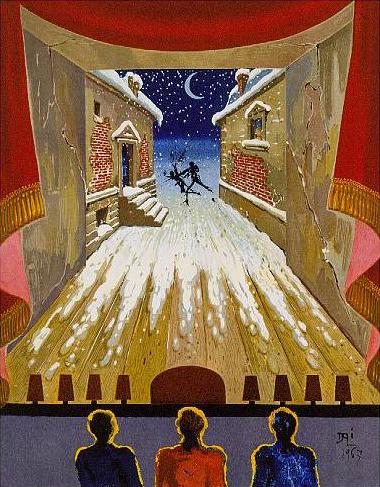 Illustration By Salvador Dali 1904 1989 1967 Marquis De Sade Il Salvador Dali Salvador Dali Art Dali