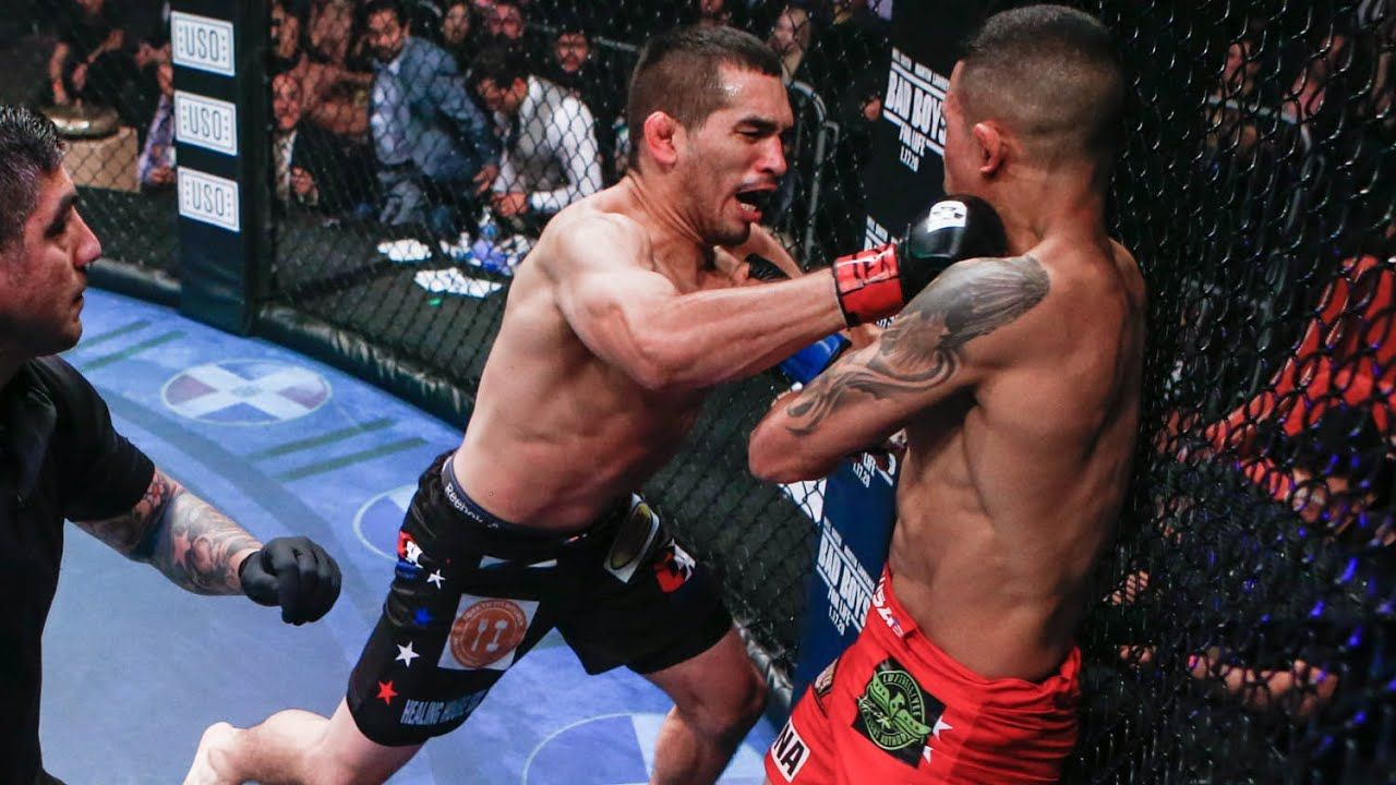 Report Victor Martinez vs. Tucker Lutz Added To Dana