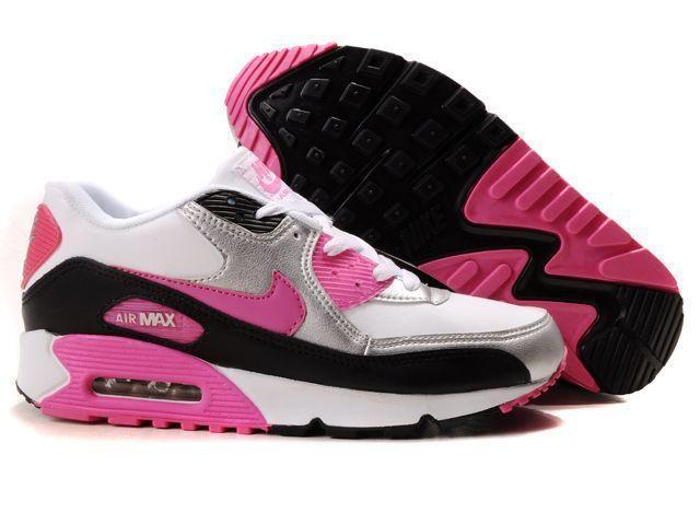 NIKE AIR MAX 90 mujeres zapatillas de deporte a prueba de agua , zapatos  deportivos,