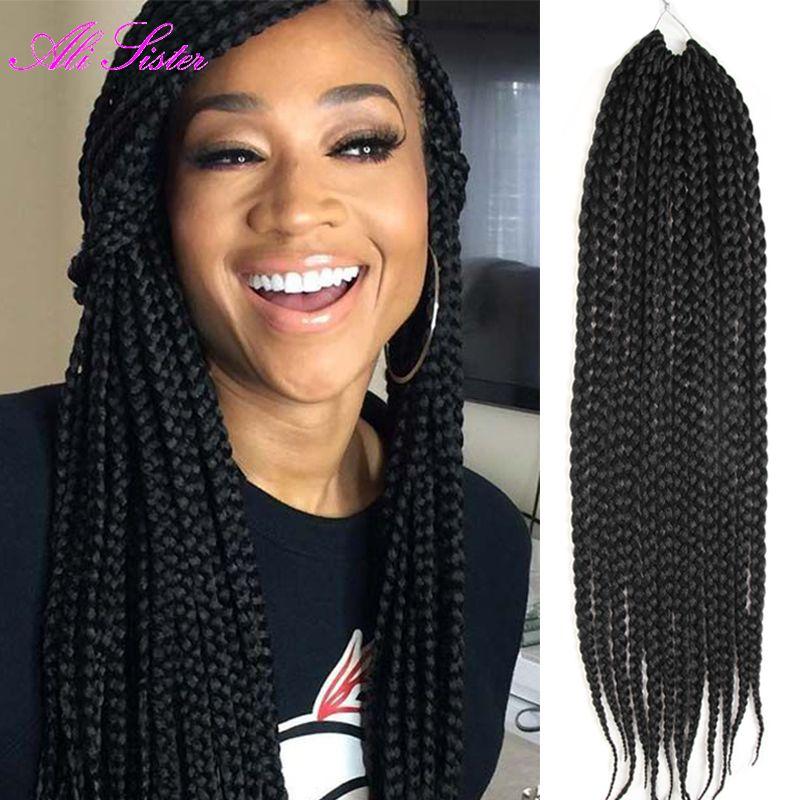 32641583340 Find More Bulk Hair … | soft box braids hair jumbo synthetic hair ...
