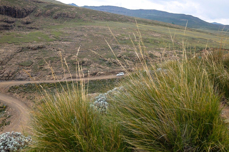 Der Sani Pass von Südafrika nach Lesotho – hoch hinaus!