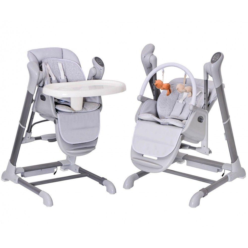 Le Splity 3 En 1 Chaise Haute Balancelle Transat Toutes Options Mp3 Chargeur Chaise Haute Balancelle Siege De Bain Pour Bebe