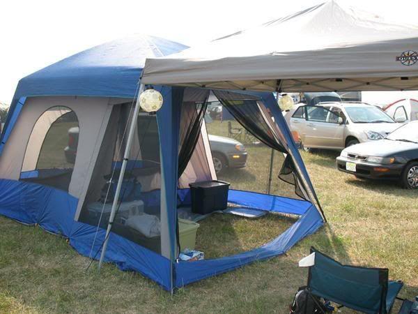 Campsite Ideas I Like This Idea No Need To Put