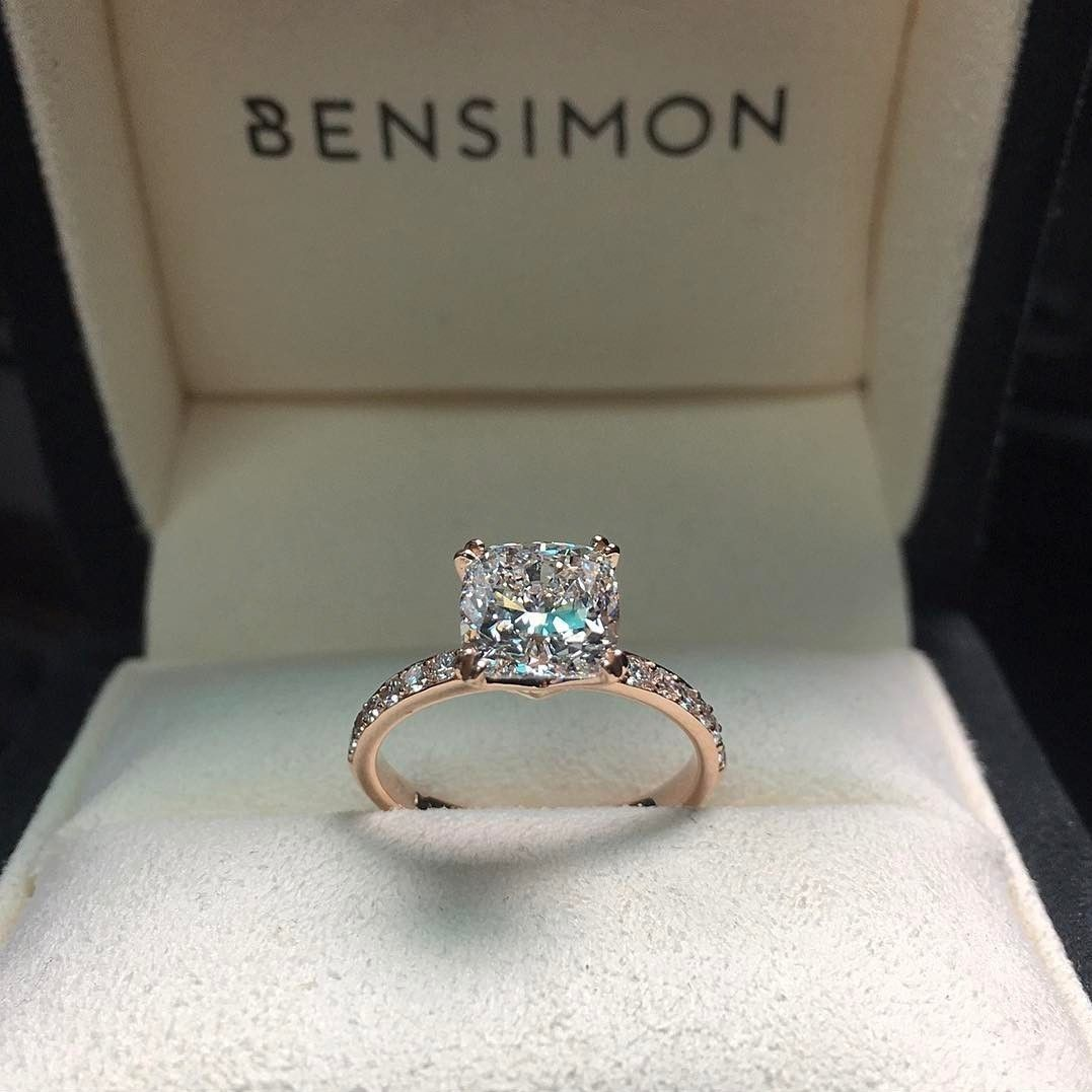 Bensimon Diamond Ring