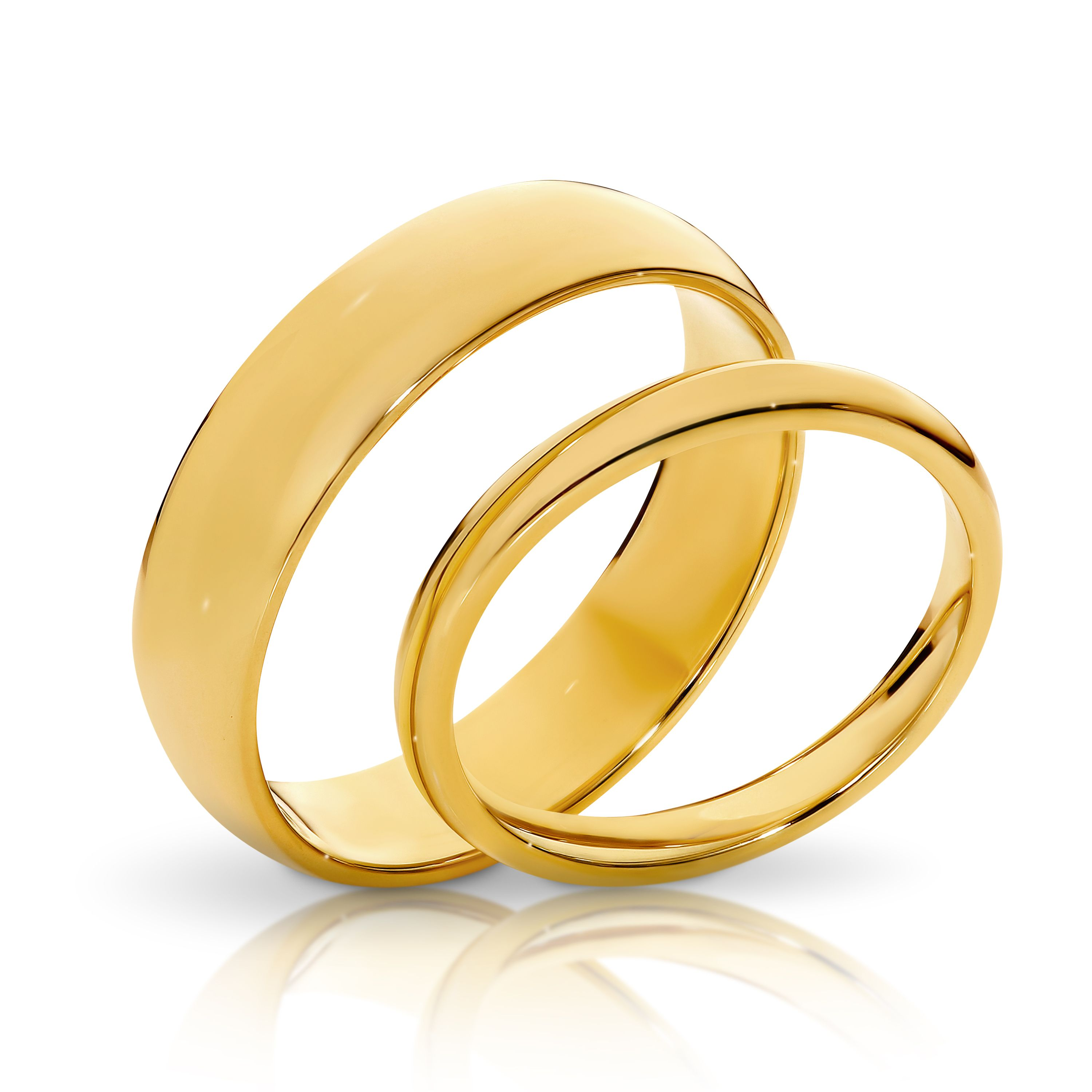 MIDAS Yellow Gold Matching HIS and HERS in 2019 | Wedding