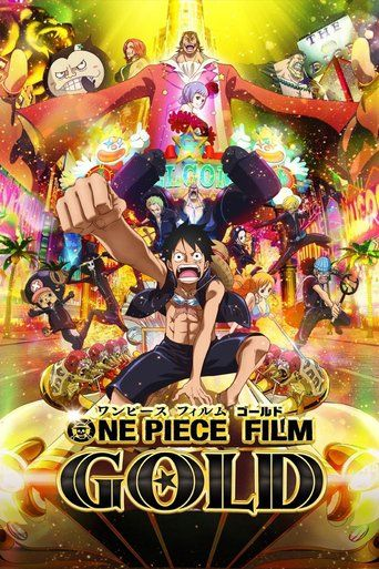فلم One Piece Gold مترجم اون لاين مشاهدة وتحميل Hd One Piece Movies Watch One Piece Gold Movie