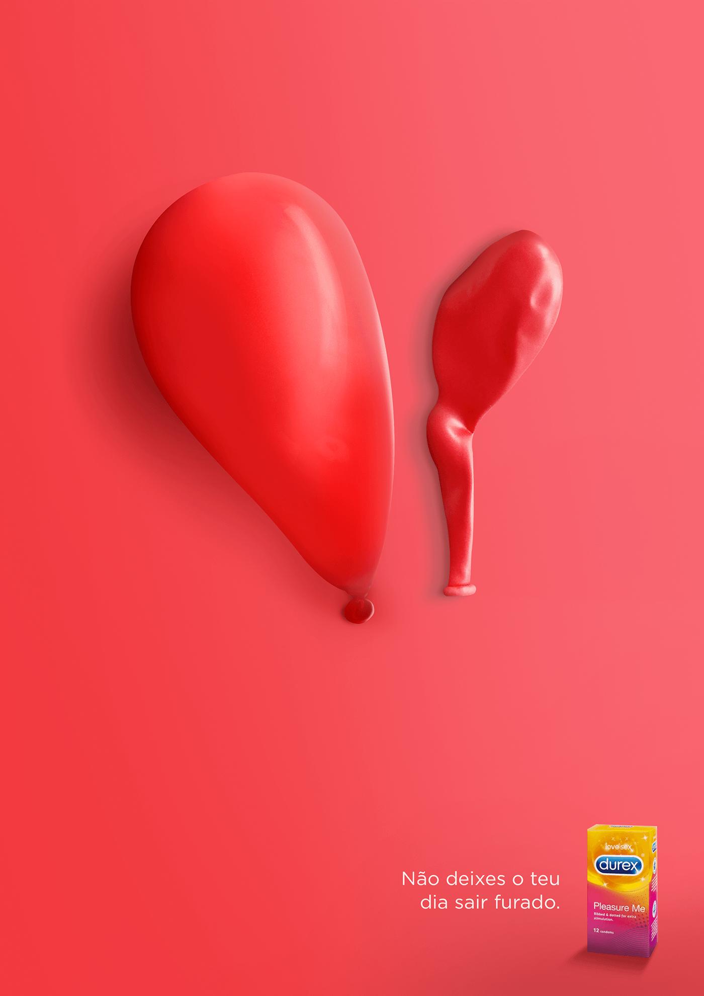 Valentine's Ghost Ad | DUREX