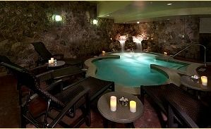 The Grotto is an adult only tranquil area to relax and rejuvenate. #Breckenridge #GrandLodgeonPeak7