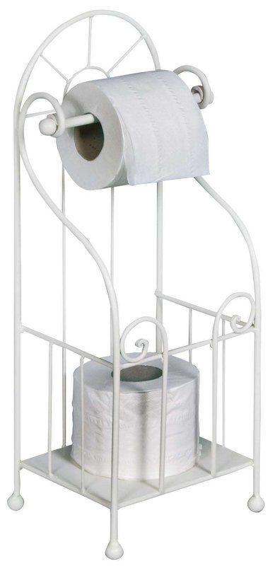 Hazelwood Home Freistehender Toilettenpapierhalter U0026 Bewertungen |  Wayfair.de