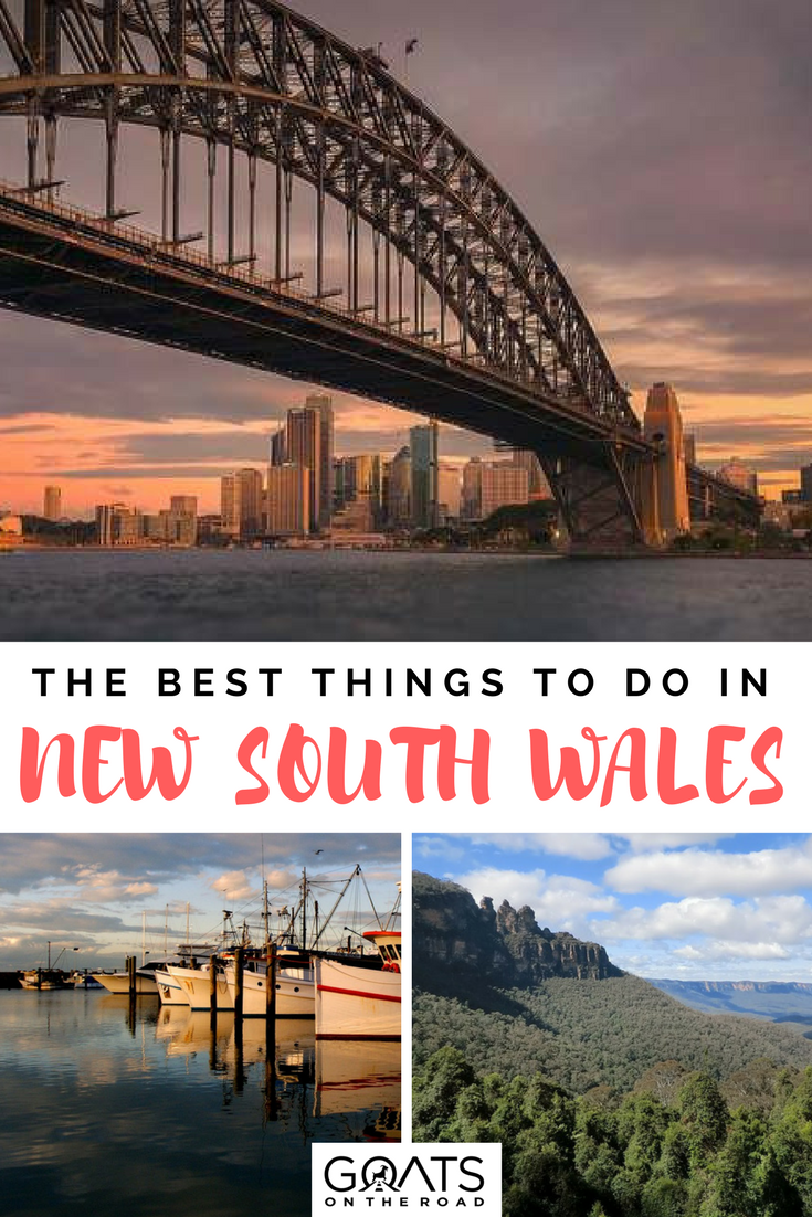 What To Do With 7 Days In New South Wales Australia Travel New