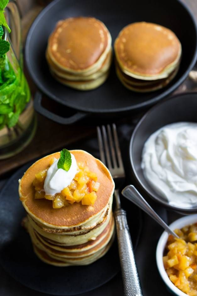 Новые простые панкейки | Andy Chef (Энди Шеф) — блог о еде ...