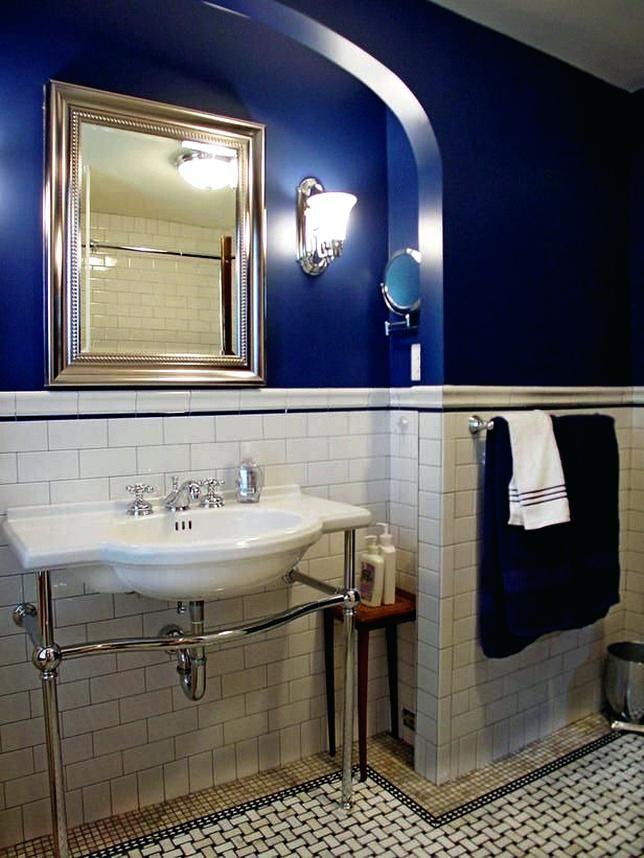 6 blue bathroom ideas soothing looks  blue bathroom