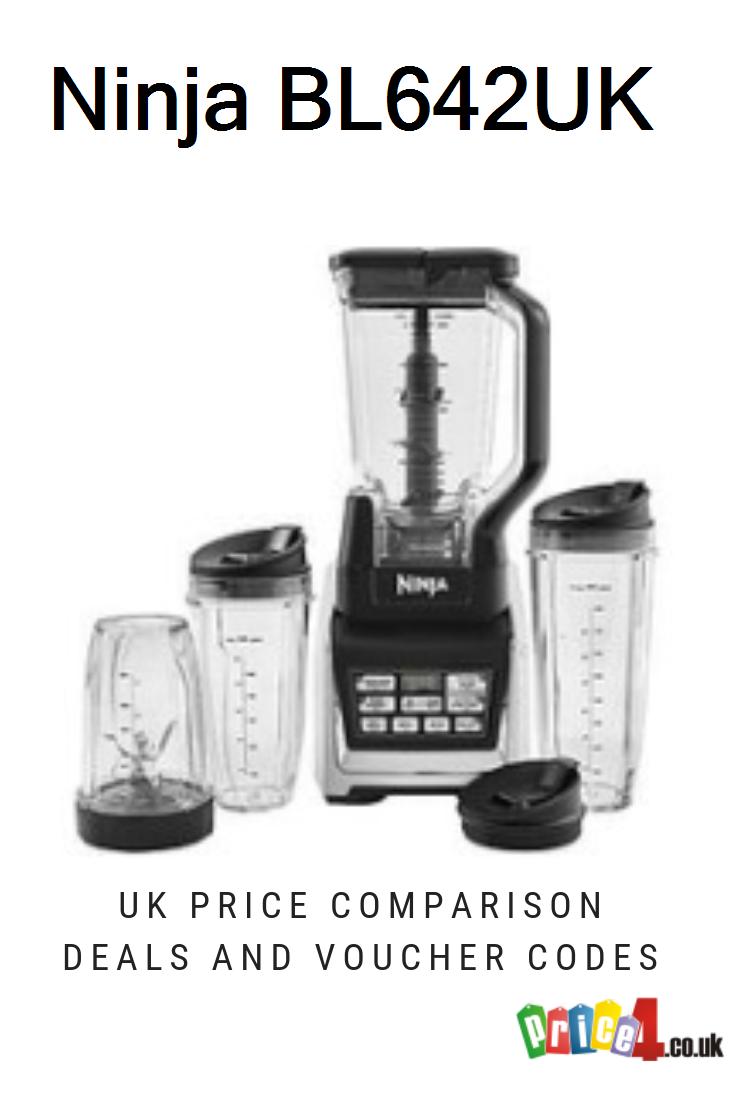 UK Prices. Nutri Ninja 1500W Blender
