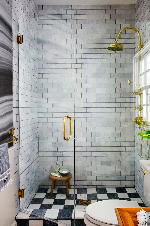 Subway Tile Bathroom Ideas For Your Next Reno Bathroom Wall Tile Design Tile Bathroom Bathroom Tile Designs
