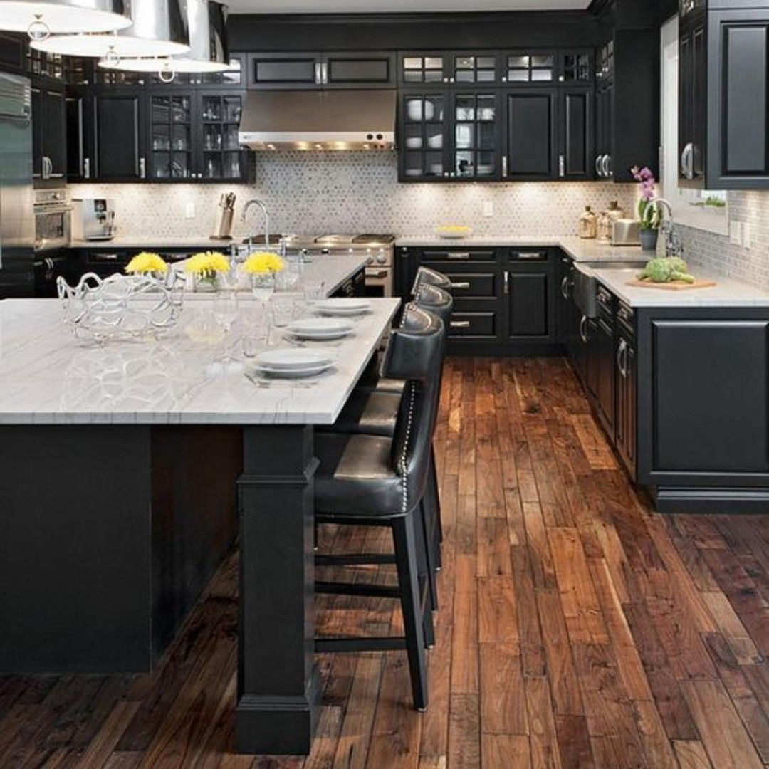 The Best Kitchen Cabinets With Style 2020 Home Art Tile Rustic Farmhouse Kitchen Home Decor Kitchen Kitchen Design