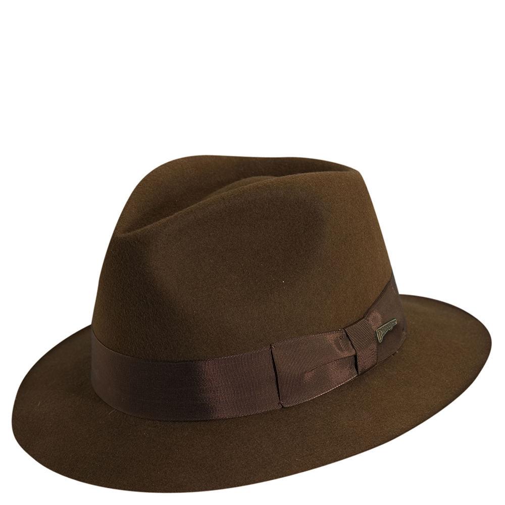 Indiana Jones Men S Indy Classic Fedora Indiana Jones Fedora Brown Hats Fedora
