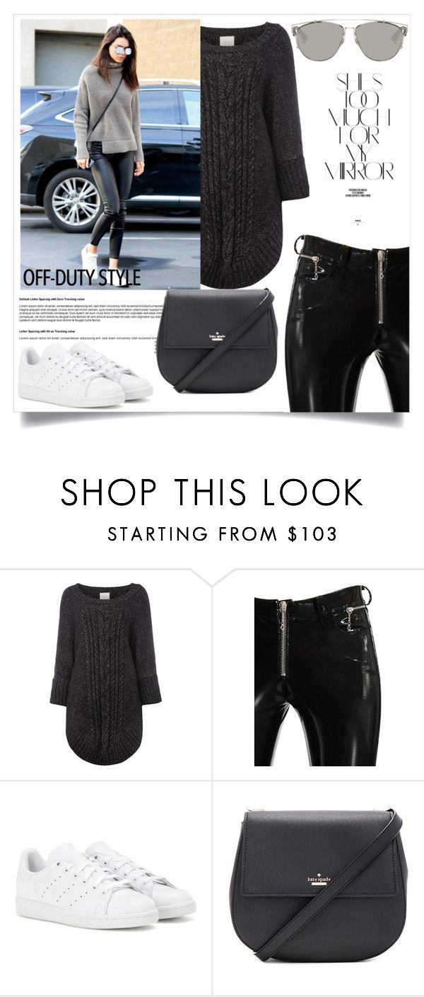 """""""#off-dutyStyle"""" by letiperez-reall ❤ liked on Polyvore featuring Part Two, Alyx, adidas, Kate Spade, Christian Dior, Rika, polyvoreeditorial, polyvorefashion and offdutty"""