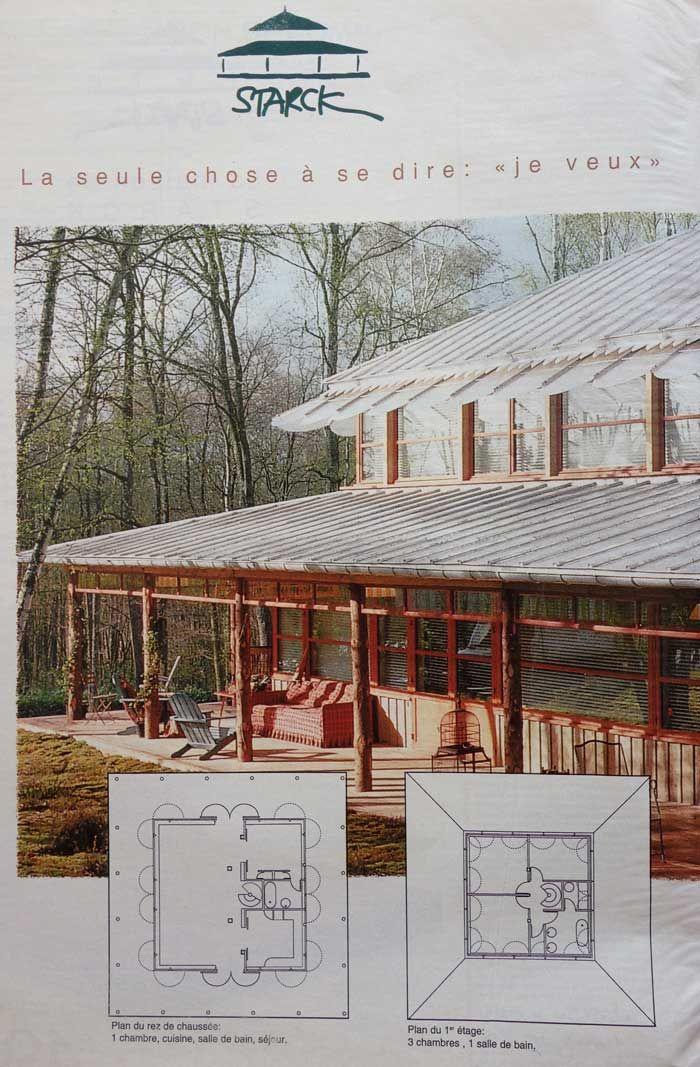 catalogue 3 suisses maison starck coffret maison philippe starck 3 suisses starckhouse starck. Black Bedroom Furniture Sets. Home Design Ideas