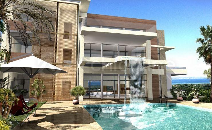 Maison Riam - Plan de maison Moderne par Archionline plans Pinterest - des plans des maisons modernes