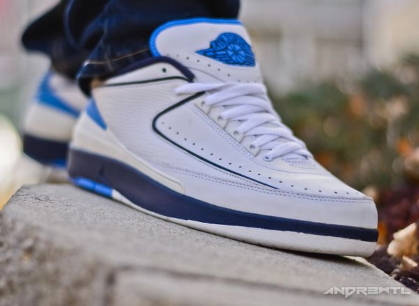 27bd91c5d59cfc Air Jordan 2 Low White University Blue - Andr3wtl (2004)