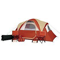 Escort C& Combo Tent 6-Person  sc 1 st  Pinterest & Escort Camp Combo Tent 6-Person | CAMPING | Pinterest | Tent ...