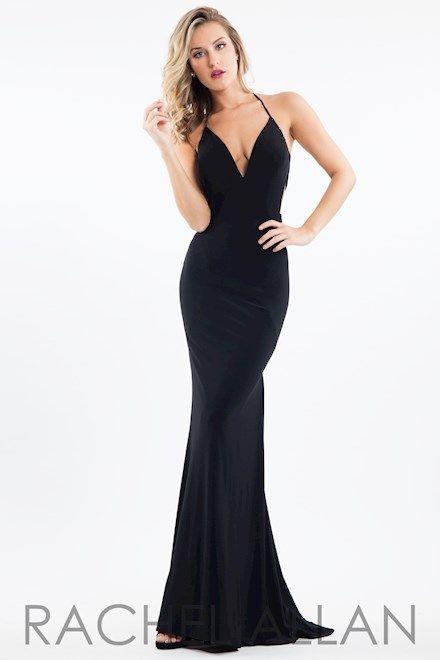 Classic Black Prom Dresses