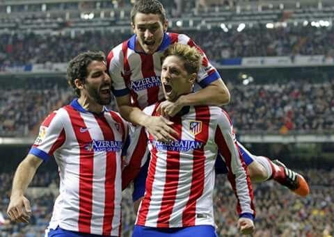 Partido De Copa Del Rey Real Madrid Atletico De Madrid Pasamos A