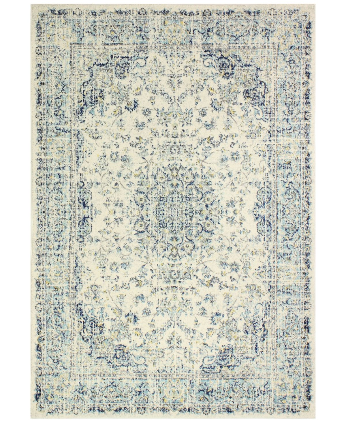 Medley 5446a Ivory 8 6 X 11 6 Area Rug Ivory Area Rugs Rugs