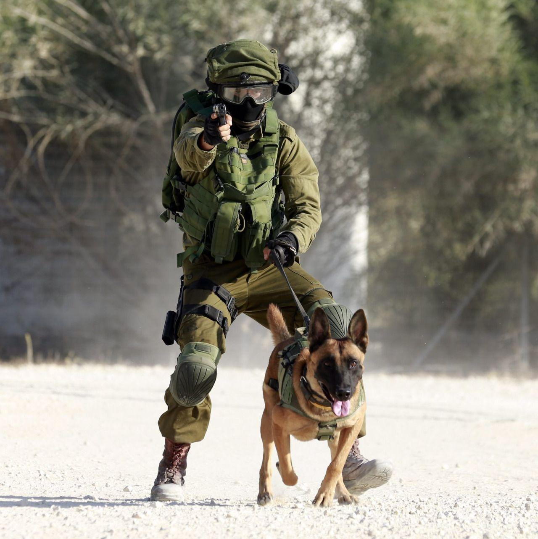 IDF Oketz Unit