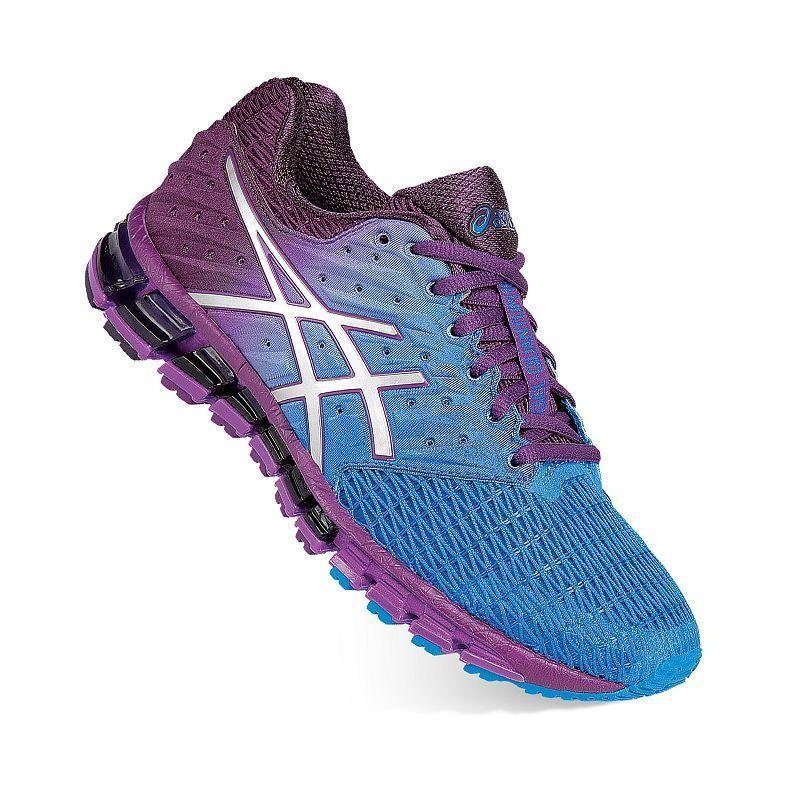 Asics Gel Quantum 180 2 Women S Running Shoes Size 6 Brt Blue