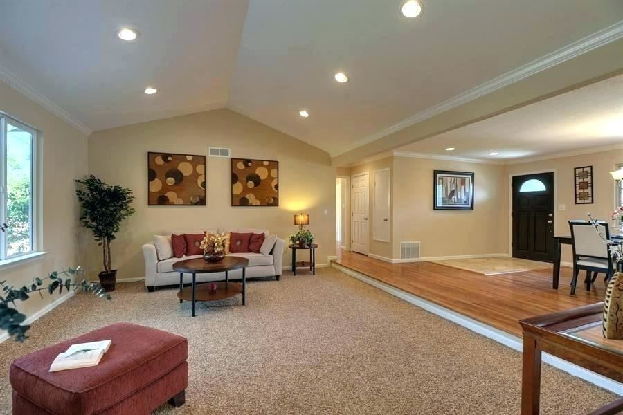 how to layout recessed lighting on a