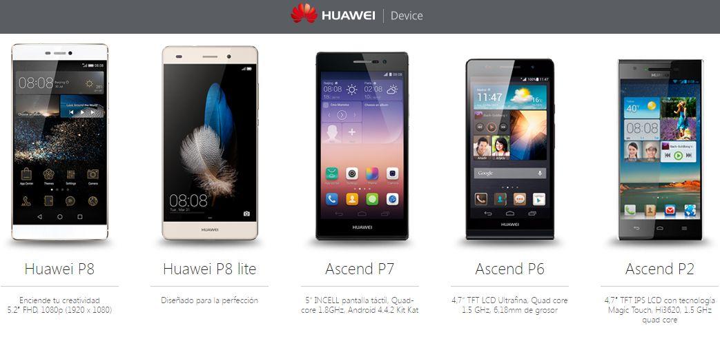 Oferta Moviles Huawei Grandes Ofertas Moviles Huawei Y Ofertas