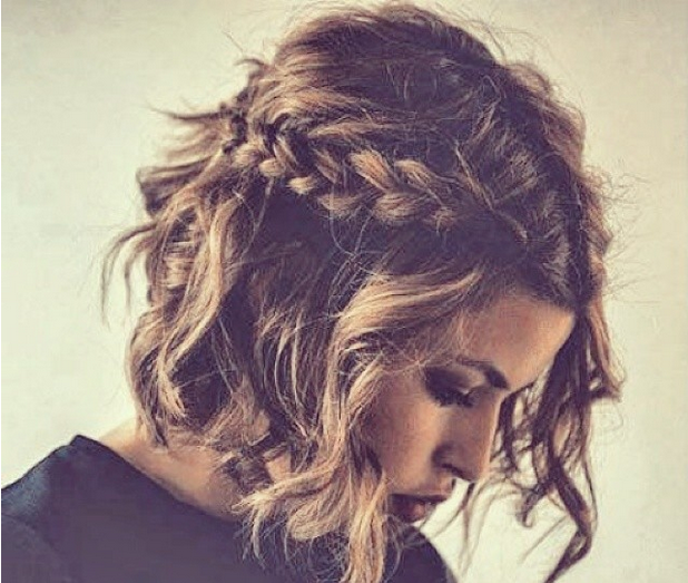 Schnell Einfach 5 Tolle Ideen Für Frisuren Haare Mittellange