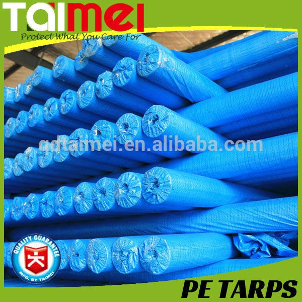 Pe Tarpaulin Roll/polyethylene Sheet Roll From China Pe Tarpaulin