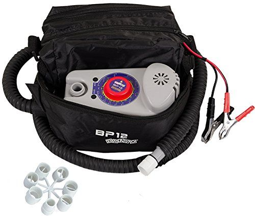 Fishing Bravo Bp12 Single Stage Electric Pump For Inflatable Sups Kayaks Annd Boats To View Further Fo Inflatable Kayak Kayak Accessories Inflatable Canoe